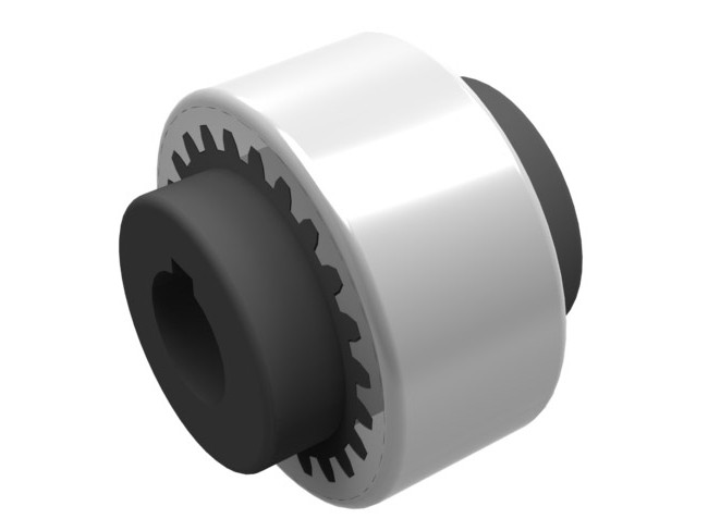 Nylicon Gear Couplings on power distribution repair